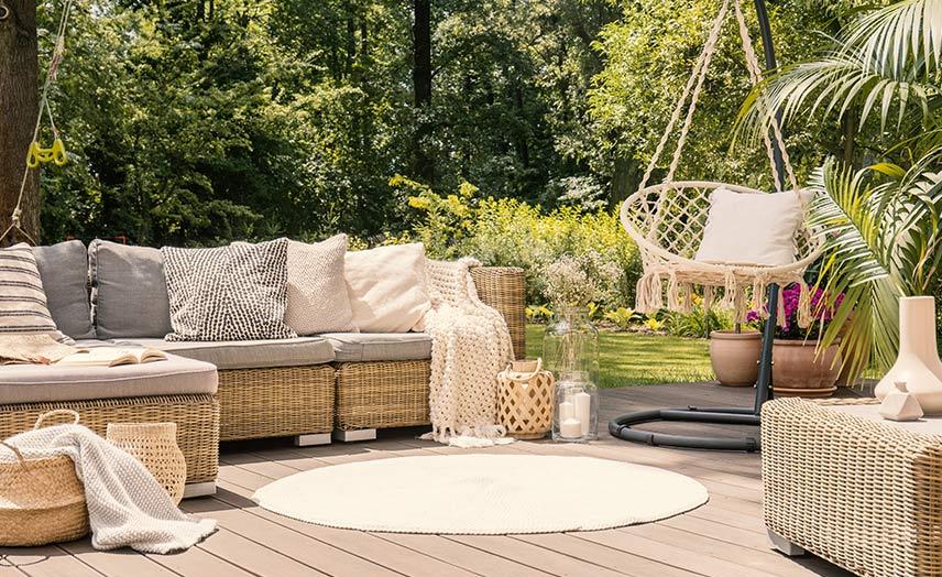 Création et installation de terrasses en bois proche de Nantes