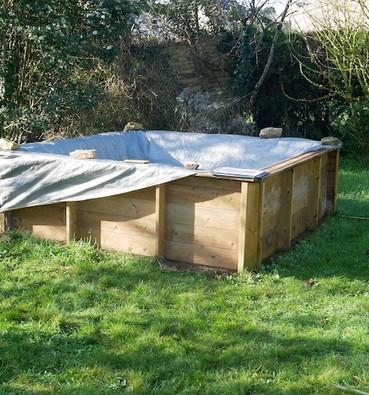 Terrasse sur sol stable à Couéron