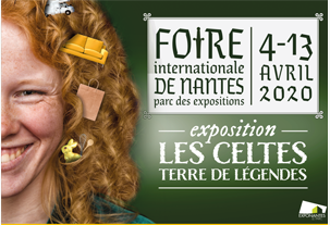 Foire Internationale de Nantes du 04/04/20 au 13/04/2020