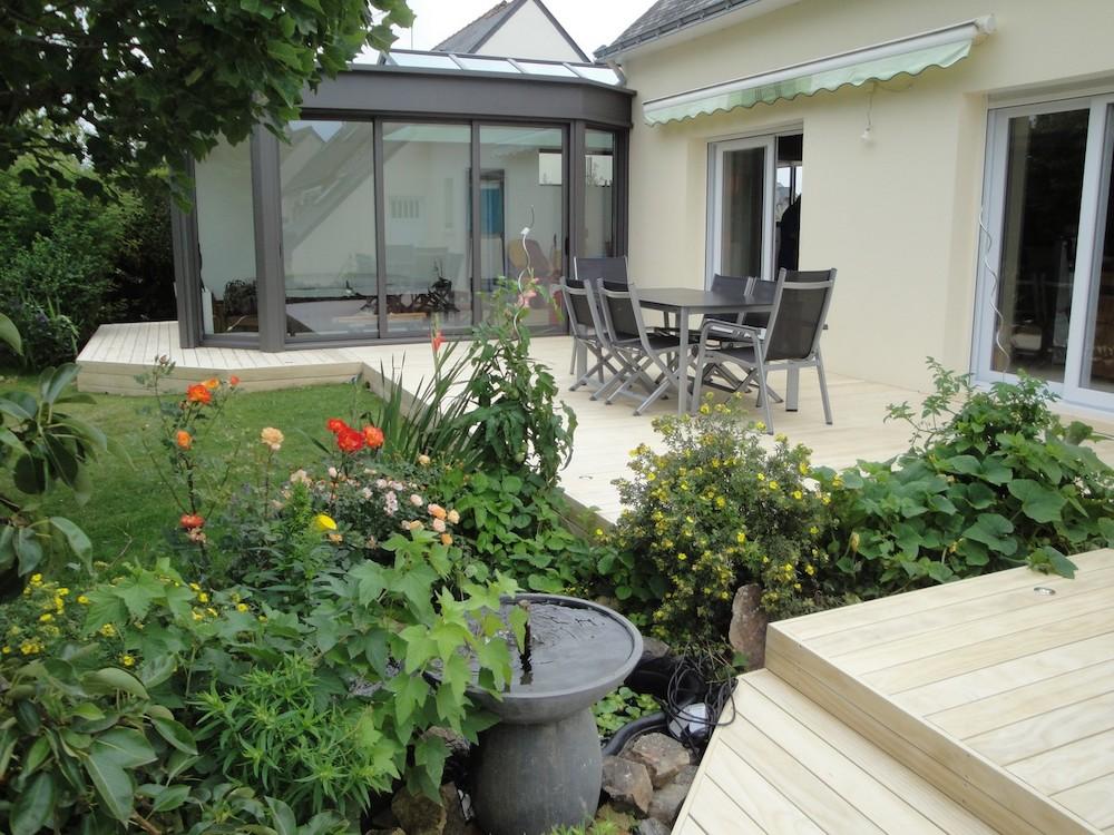 Pose de terrasse sur-mesure à Saint-Nazaire