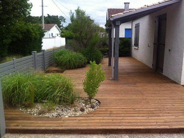 Entretien de terrasses proche de Nantes