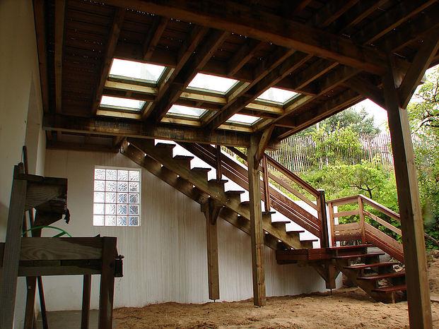 Création de terrasse surélevée
