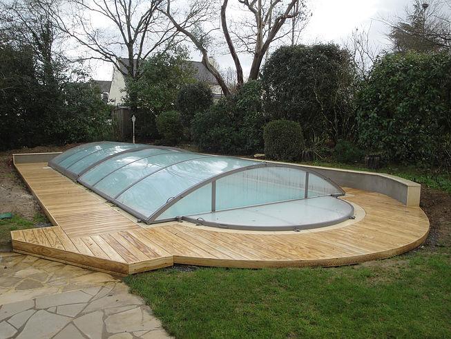 Création de terrasses tour de piscine