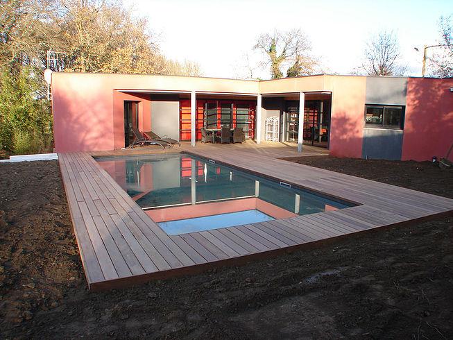 Création de tour de piscine proche de Nantes
