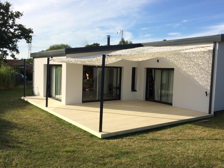 Terrasse en Accoya à La Roche sur Yon