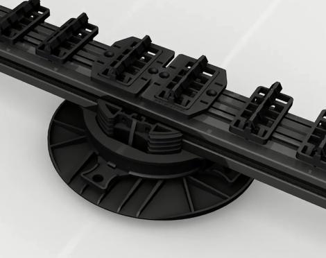 TOP LINK® : des aboutages précis pour les rails aluminium